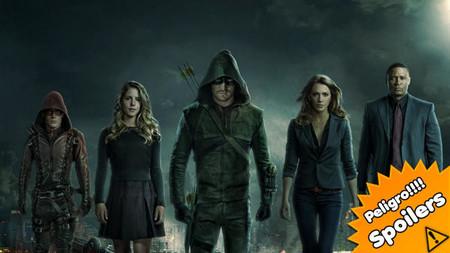 'Arrow' y la falsa calma