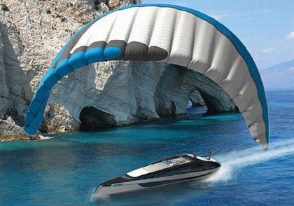 Kitano Yacht: otro barco ecológico