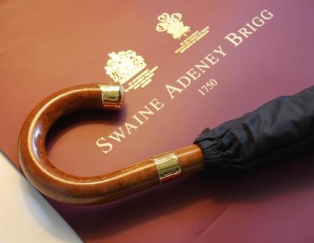 El paraguas eterno: Swaine Adeney Brigg