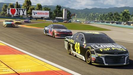 La NASCAR planea llegar a los esports para paliar las pérdidas de audiencia apuntando a un público más joven
