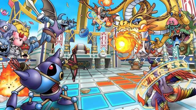 Dragon Quest Tact por fin llegará a los dispositivos móviles de Europa a finales de enero