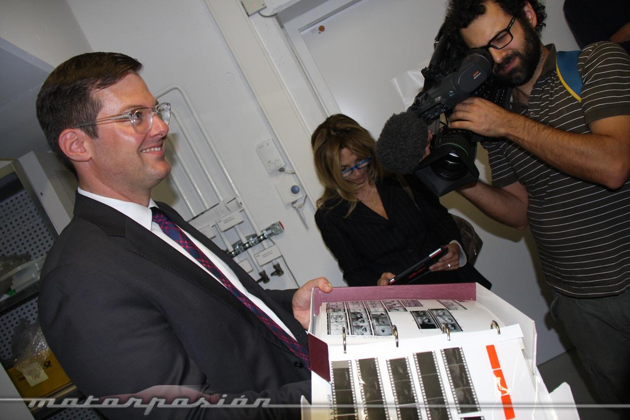 Foto de Museo Porsche: los archivos históricos (14/25)