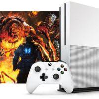 La recién estrenada Xbox One S por 384 euros: vídeos en 4K y te la llevan a casa gratis