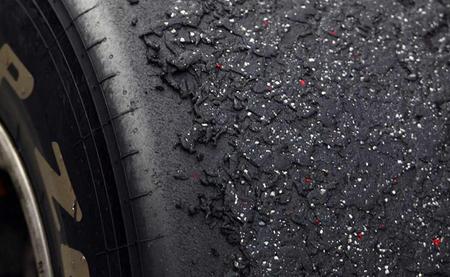 Los motores Mercedes podrían ser los causantes del desgaste excesivo de los neumáticos Pirelli