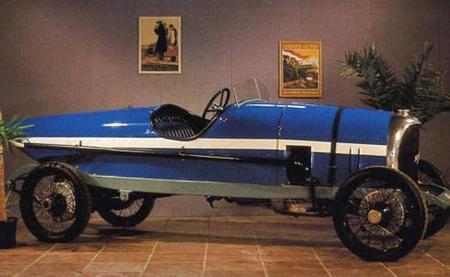 Spyker C4