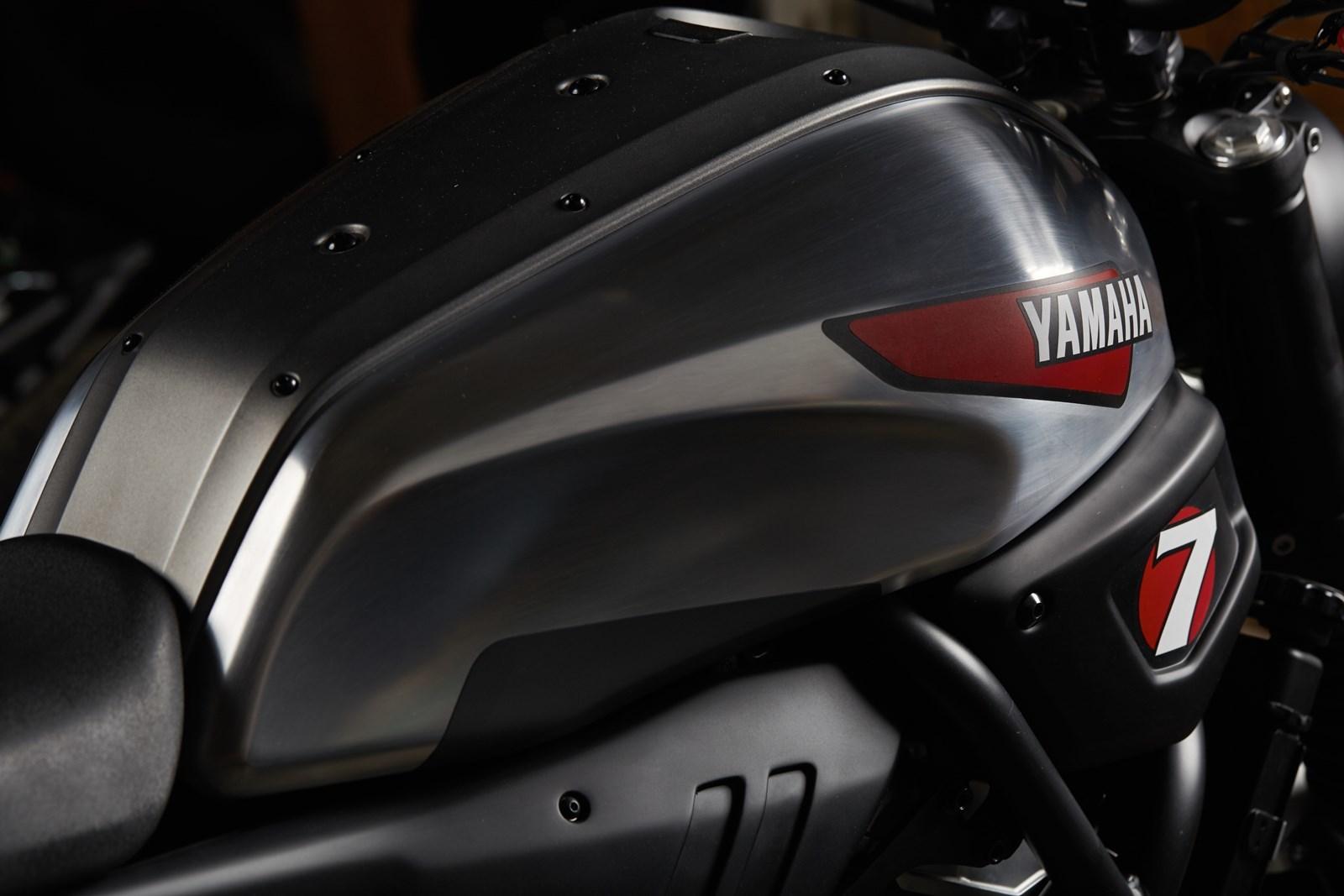 Foto de Yamaha XSR700 Super 7 by JvB-Moto (18/25)