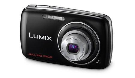 Panasonic Lumix DMC-S1 negra