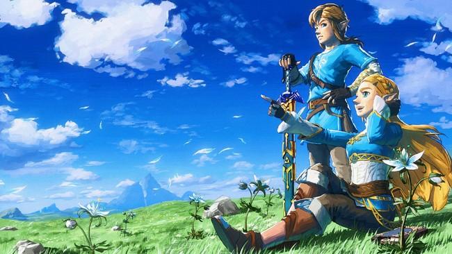 Zelda Breath Of The Wild Aniversario