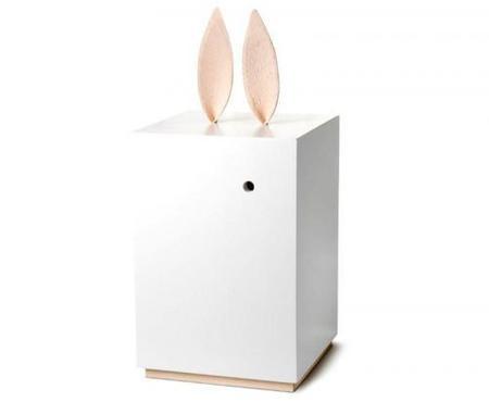 heirloom Arabbit caja para juguetes
