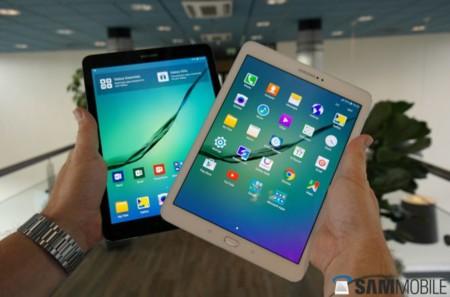 Samsung Galaxy Tab S2 se muestra ya en imágenes y vídeo
