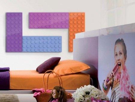 El baúl de Decoesfera: muebles y complementos inspirados en piezas de Lego