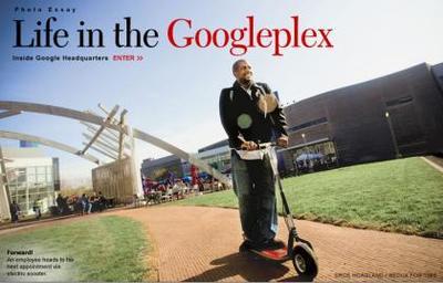 Fortune considera Google el mejor sitio para trabajar