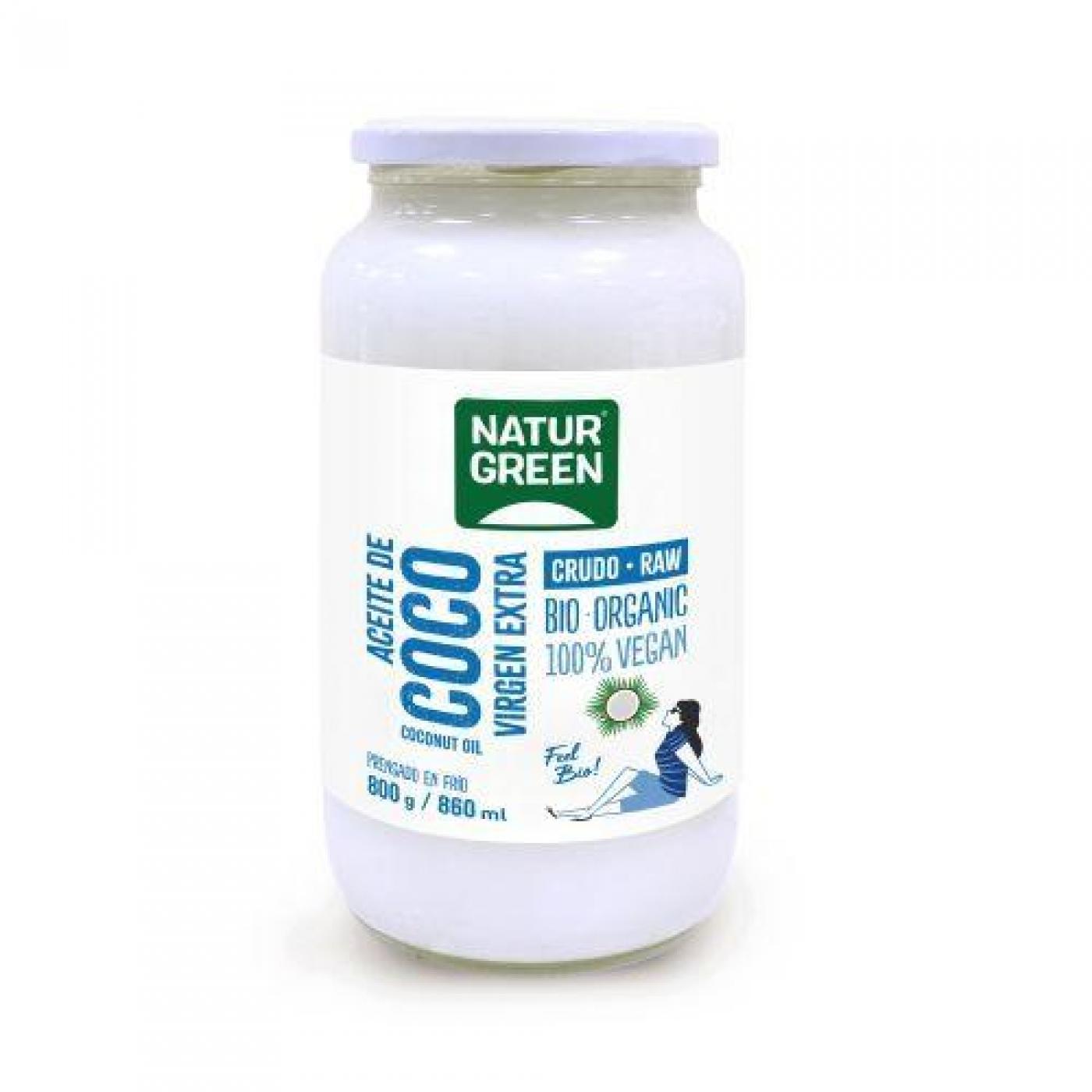 NaturGreen Aceite de Coco Bio