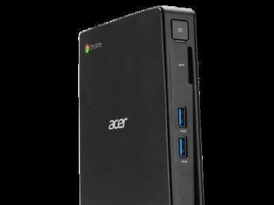 El Chromebox de Acer se pone serio
