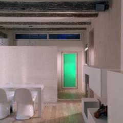 Foto 3 de 9 de la galería puertas-abiertas-una-casa-en-el-janiculo en Decoesfera