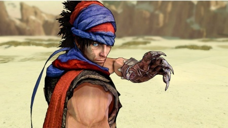 Capturas de 'Prince of Persia Prodigy'
