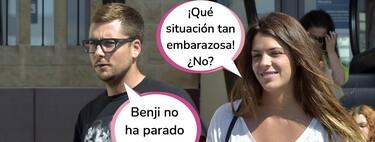 ¡Bomba! Laura Matamoros y Benji Aparicio, embarazados de nuevo tras romper su relación