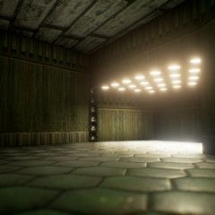 Foto 6 de 13 de la galería nivel-e1m1-de-doom-en-unreal-engine en Vida Extra