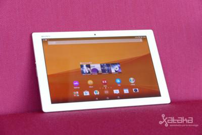 Sony Xperia Z4 Tablet: uniendo diseño y potencia en 10 pulgadas con resolución 2K