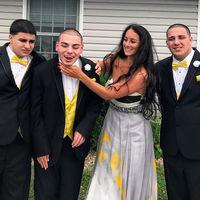 El bello mensaje de una chica, acerca de sus tres hermanos con autismo