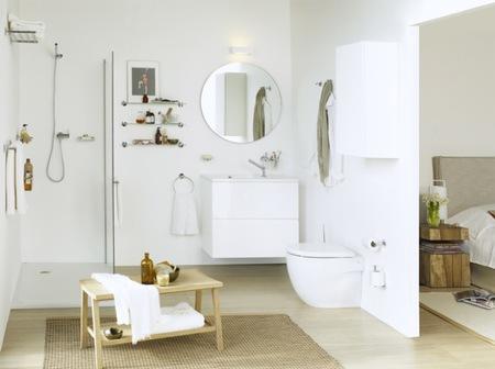 Accesorios adhesivos para el baño, una buena alternativa sin agujeros