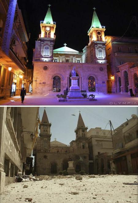 Aleppo Siria 1
