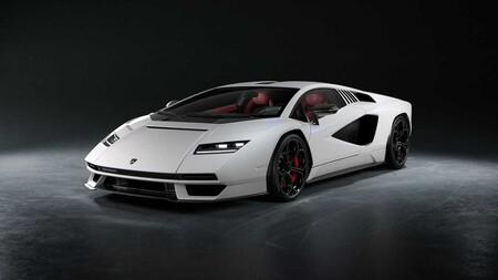 Lamborghini Countach Lpi 800 4 4
