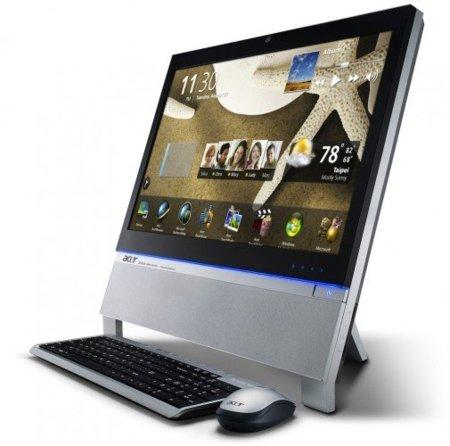 Acer Aspire Z5761 sube su apuesta en el mundo de los todo en uno