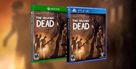 The Walking Dead - las temporadas 1 y 2 serán lanzadas en octubre para Xbox One y PS4