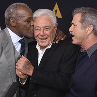 Richard Donner, Mel Gibson y Danny Glover quieren hacer 'Arma Letal 5'