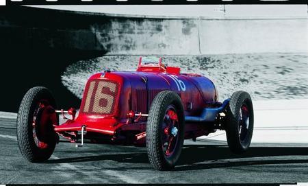 Cien años de Maserati