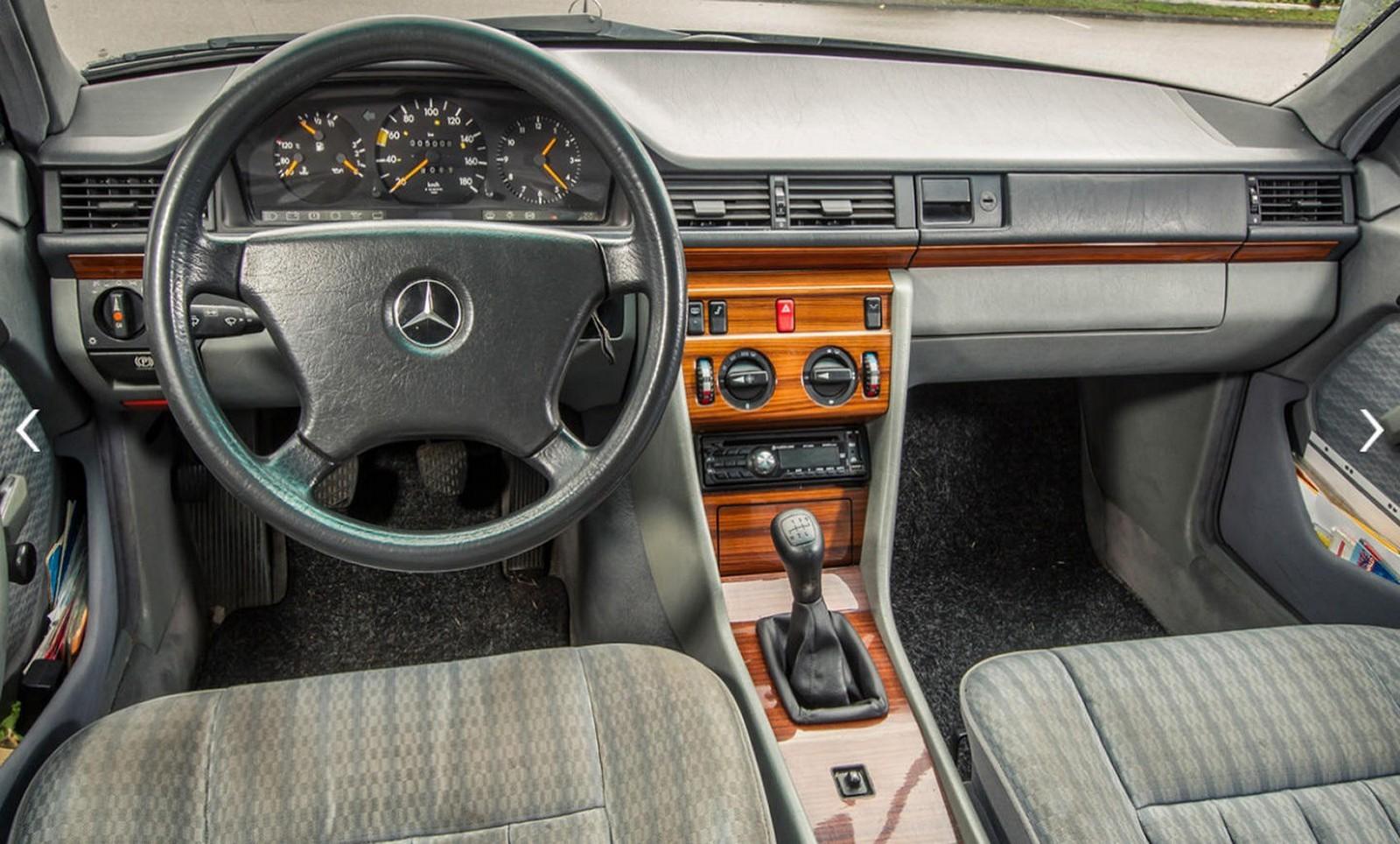 Foto de Mercedes 200D W124 (2/8)