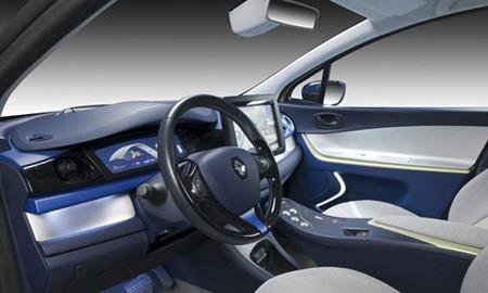 Carlos Ghosn se pasea en vídeo con el prototipo autónomo Renault Zoe Next Two