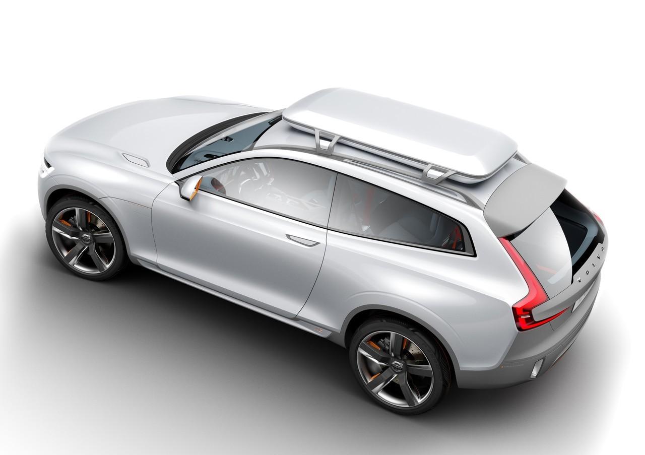 Foto de Volvo XC Concept (24/64)