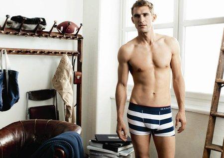 Gant Underwear, campaña de la temporada Otoño-Invierno 2011/2012