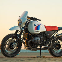 Espíritu dakariano y completamente reversible, así es el kit de Unit Garage para la BMW R nineT