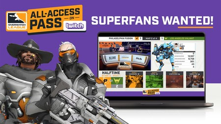 Overwatch League All-Access Pass: ¿Es este el futuro de las emisiones de esports?