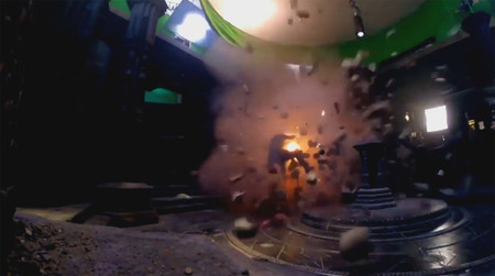 Explosiones Doctor Strange 2