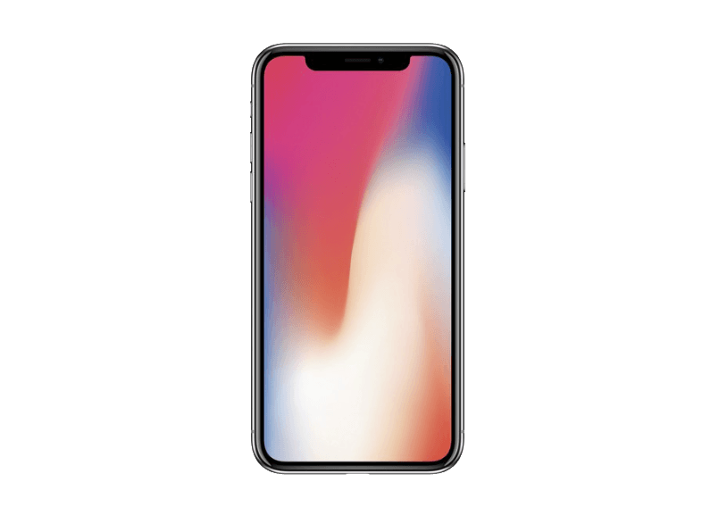 iPhone X 256 GB en Gris espacial