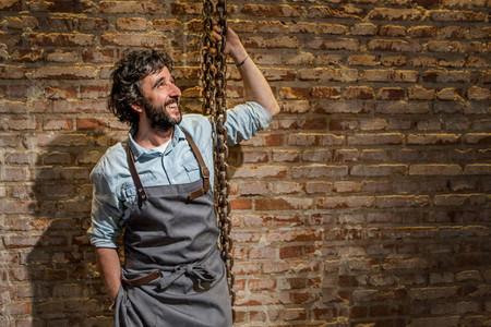 El chef Diego Guerrero abre DSTAgE, su nuevo restaurante estilo Rough Luxe