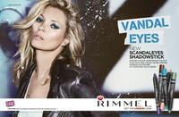 La nueva tendencia de Rimmel son los Ojos Pop Up, ¿te atreves con el look?