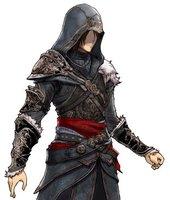 'Final Fantasy XIII-2' contará con el traje de Ezio Auditore de 'Assassin's Creed: Revelations'