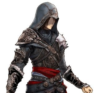 'Final Fantasy XIII-2' contará con el traje de Ezio Auditore de 'Assassin's Creed: Revelations'