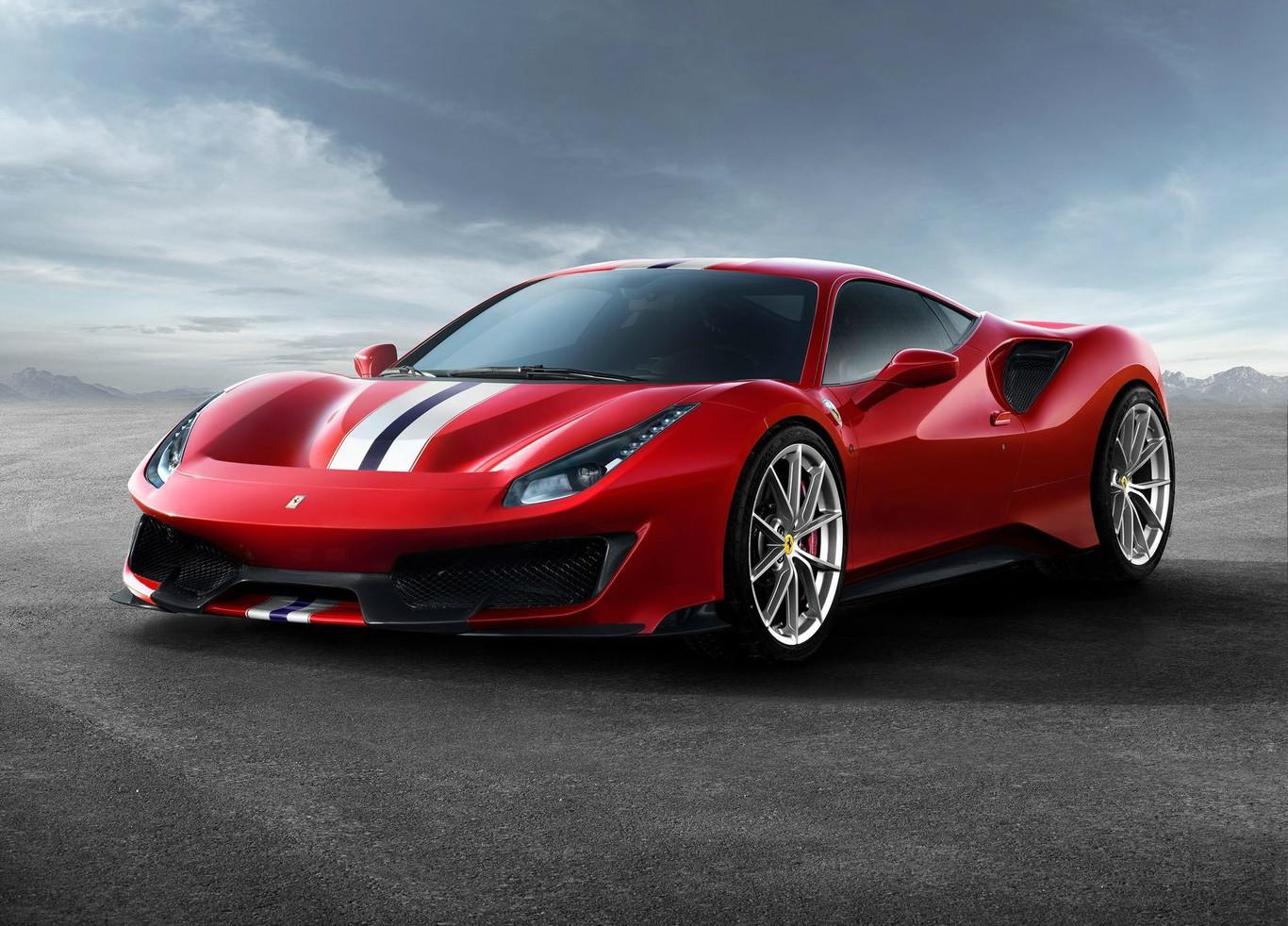 Ferrari Lanzará 15 Nuevos Modelos De 2019 A 2022