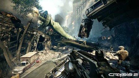 'Crysis 2', nuevas y espectaculares imágenes. La calidad gráfica es abrumadora