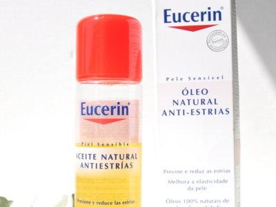 Cuidados cosméticos en el embarazo: probamos el aceite anti-estrías de Eucerin