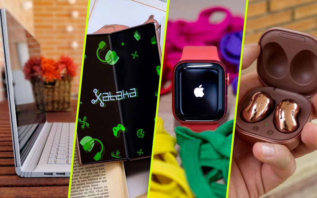 Los 23 análisis de septiembre de Xataka: 10 móviles, wearables, auriculares inalámbricos y todas nuestras reviews con sus notas