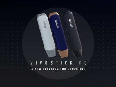 """Asus presenta el VivoStick, un """"PC Stick"""" con Windows 10"""