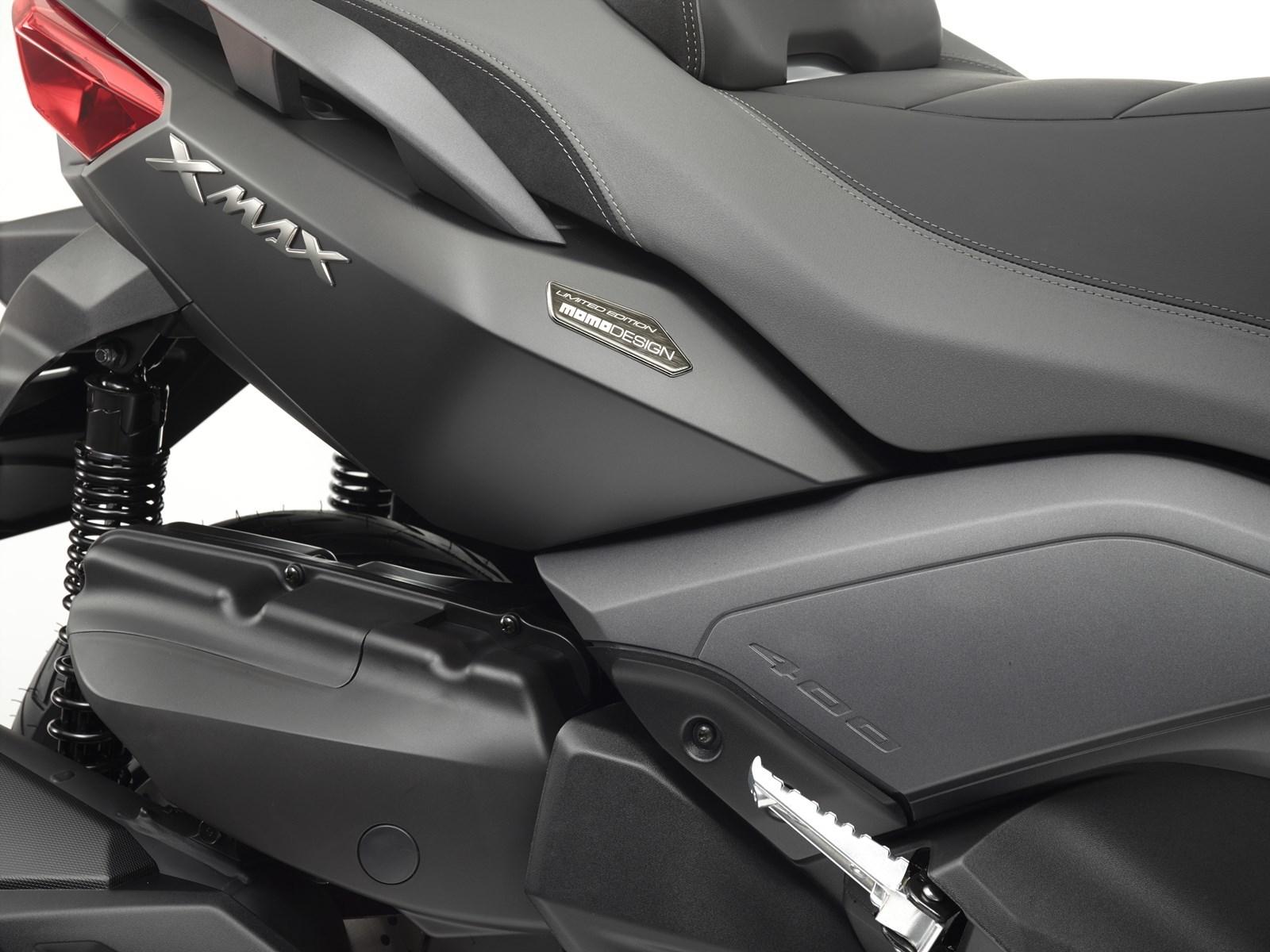Foto de Yamaha X-MAX 400 MOMODESIGN, estudio y detalles (28/33)
