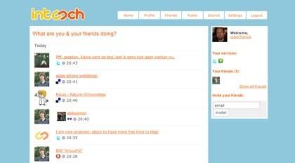 """Intuuch, un clon de """"Twitter"""" para el seguimiento de las actividades de nuestros amigos"""